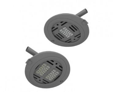 LED보안등기구(문스톤)